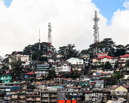 Cyclists Outdoor Spots in Baguio