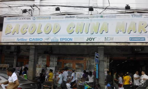 bacolod downtown shopping china mart