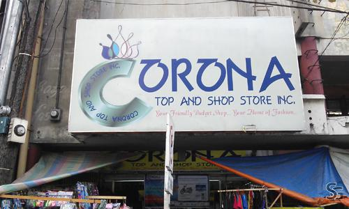 bacolod downtown shopping corona