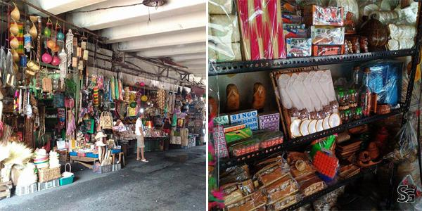 Christmas malls and market Philippines