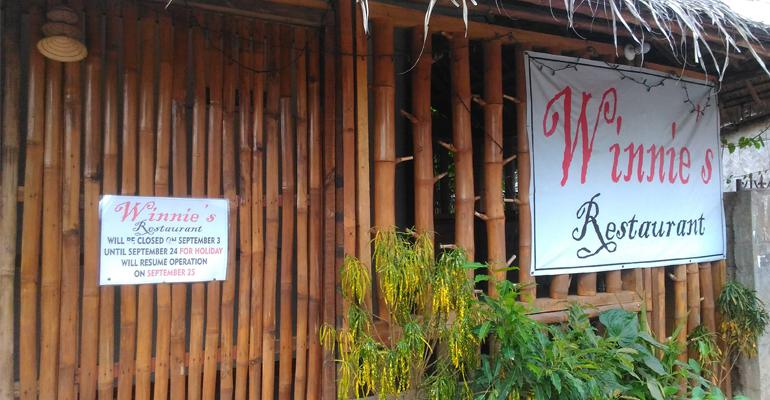 must-try resturants in Coron Palawan