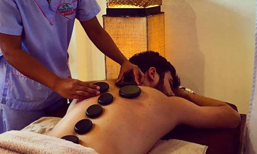 relaxing salons and spas Boracay