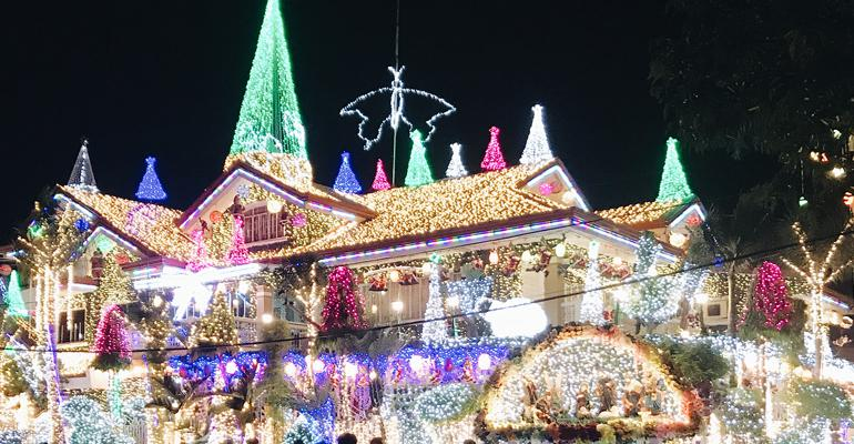 Christmas In The Philippines.Best Christmas Towns In The Philippines To Amaze You